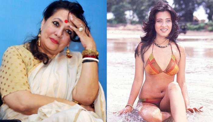 पहली हिंदी फिल्म में ही Moon Moon Sen ने मचा दिया था बवाल, Bikini पहन सबको किया पीछे