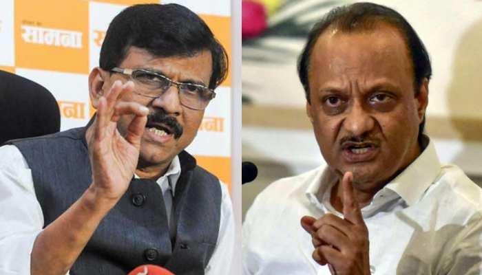 Sanjay Raut के लेख से Maharashtra सरकार में मची खलबली, Ajit Pawar बोले-नमक डालने का काम न करें