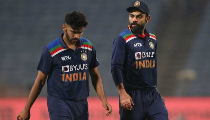 Ind vs Eng: शार्दुल को मैन ऑफ द मैच और भुवी को मैन ऑफ द सीरीज न मिलने पर कप्तान Kohli ने जताई हैरानी