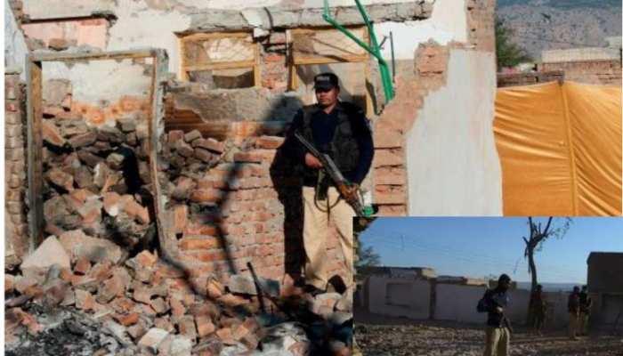 पाकिस्तान में फिर तोड़ा गया हिंदू स्थल, 100 साल पुराने मंदिर पर बोला हमला