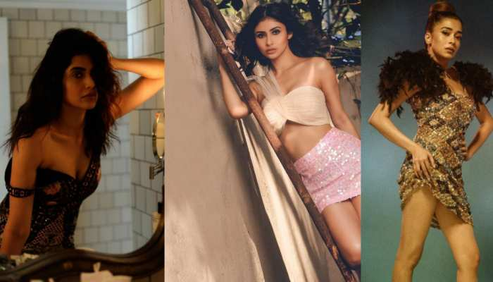 Glamorous TV Actresses in real Life Nia Sharma, Karishma Tanna, Rubina Dilaik, Hina Khan- See Pics