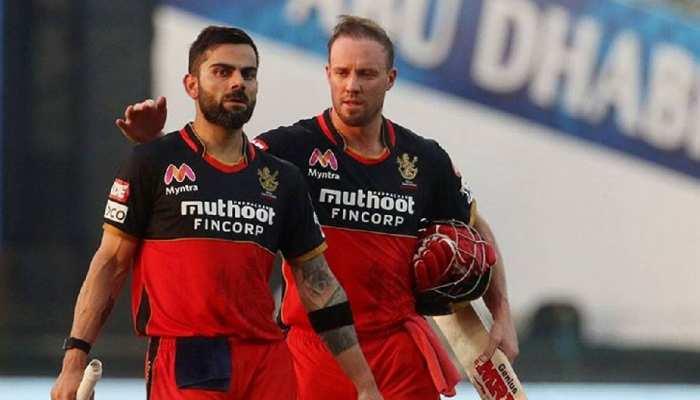 IPL: Virat Kohli और  AB de Villiers के बीच इस बात को लेकर हो गई 'बहस', बीच में आए Devdutt Padikkal