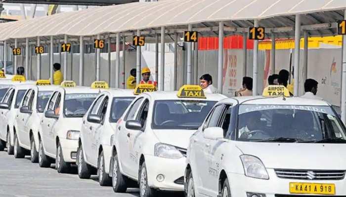 बेंगलुरु इंटरनेशनल एयरपोर्ट पर कैब ड्राइवर ने की आत्महत्या, टैक्सी सेवा ठप