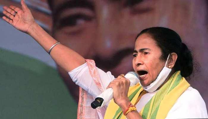 ममता के बयान पर NDA का पलटवार, कहा-CM पर सवार हो गया है विनाश, UP-बिहार वाले देश की शान