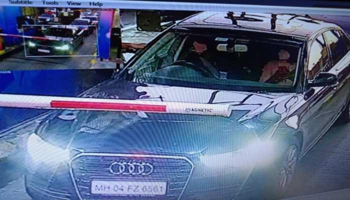 Mansukh Hiren Murder: एनआईए को काले रंग की इस ऑडी की तलाश, Sachin Vaze है कार का मालिक