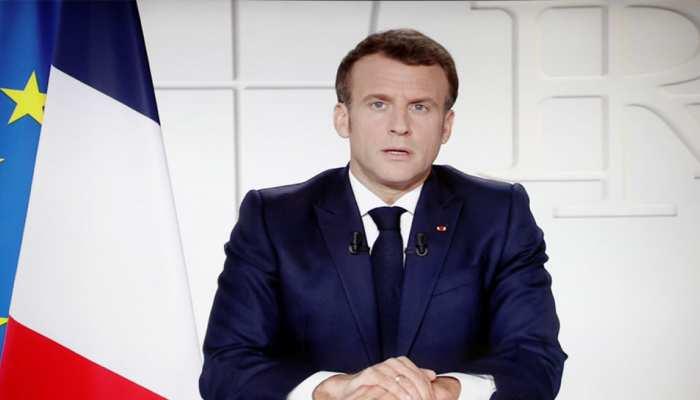 France में तीसरे Lockdown का ऐलान, Corona के बढ़ते मामलों के चलते राष्ट्रपति Emmanuel Macron ने लिया फैसला