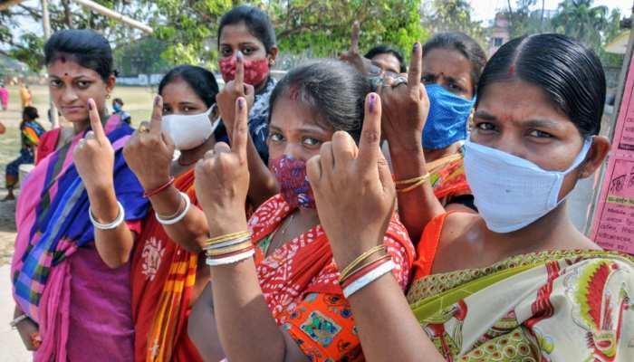 WB-Assam Polls 2nd Phase Live: 3.10 बजे तक पश्चिम बंगाल में 60.97 और असम में 57.89 फीसदी मतदान