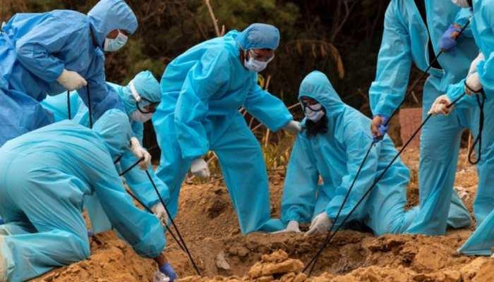 तमिलनाडु: मौत के 11 महीने बाद एक कब्र से निकाली गई डॉक्टर की बॉडी, दूसरी में दफनाई गई