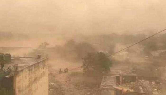 Rajasthan में बिगड़ने वाली है मौसम की स्थिति, इन जिलों में आएगा तेज अंधड़