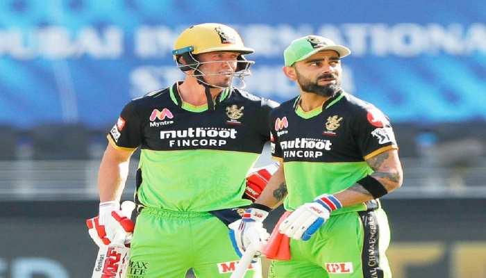 IPL 2021: जानिए, Virat Kohli की जगह  किस खिलाड़ी को बनाया AB de Villiers ने अपनी IPL टीम का कप्तान