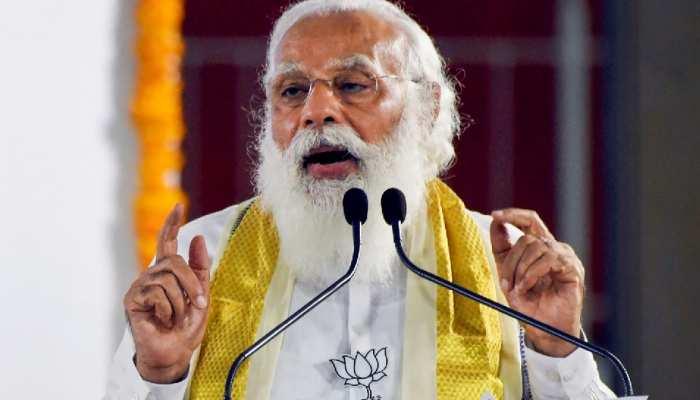 3 दिन, 4 राज्य और 10 रैलियां: चुनावी माहौल में PM Narendra Modi का ताबड़तोड़ अभियान