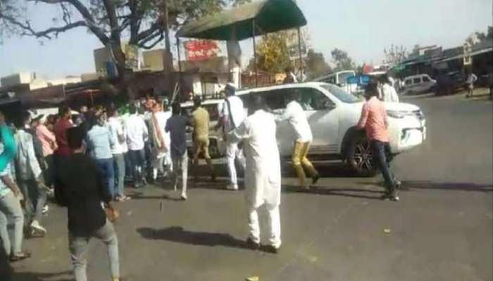 टिकैत पर हमले को लेकर राहुल ने साधा केंद्र पर निशाना, मामले में 14 लोग गिरफ्तार