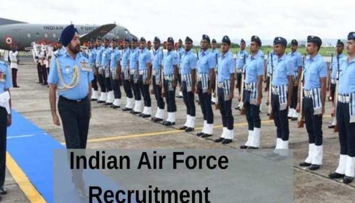 IAF Group C Recruitment 2021: 10वीं-12वीं पास के लिए 1515 पदों पर भर्ती शुरू, फटाफट करें अप्लाई