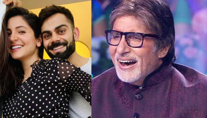 Amitabh Bachchan ने Anushka-Virat पर मारा ऐसा जोक, हंस-हंस कर आप हो जाएंगे लोटपोट