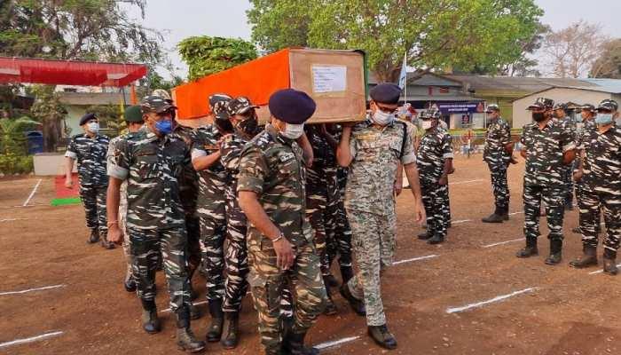 Sukma Naxal Attack: 400 नक्सलियों ने किया था सुरक्षा बलों पर घात लगाकर हमला