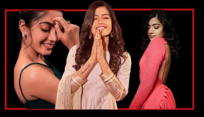Rashmika Mandanna fall in love for rakshit shetty in her first movie got engaged than parted away