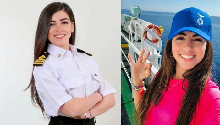 Suez Canal: मिस्र की पहली महिला कैप्टन Marwa Elselehdar पर लगा स्वेज नहर में जहाज फंसाने का आरोप, बयां किया दर्द