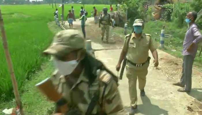 Assembly Election 2021 Live Update: दक्षिण 24 परगना में BJP उम्मीदवार पर TMC कार्यकर्तओं का हमला, गाड़ी पर किया पथराव