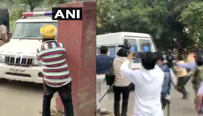 Mukhtar Ansari Live Update: मुख्तार की हुई यूपी में एंट्री, जानें कहां पहुंचा पुलिस काफिला