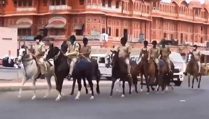 केंद्र सरकार ने Rajasthan के साथ किया छलावा, पूरा तो दूर आधा भी नहीं Police Budget