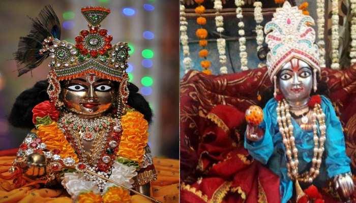 Vrindavan: बांके बिहारी मंदिर से भक्त के Laddu Gopal 'गायब', खोजने वाले को 11 हजार का इनाम