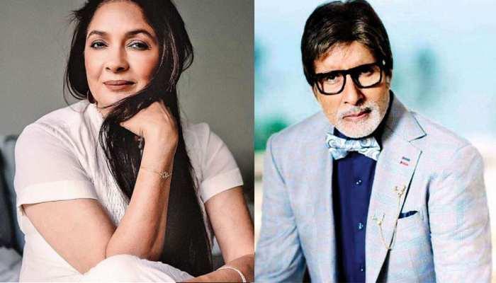 'Goodbye' में Amitabh Bachchan संग जमेगी Neena Gupta की जोड़ी, पत्नी के किरदार में आएंगी नजर