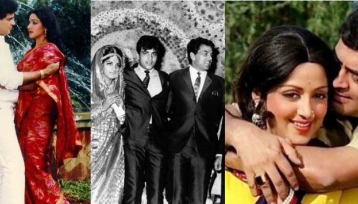 jeetendra was crazy for hema malini and he cheated his friend sanjeev kumar marry to shobha kapoor