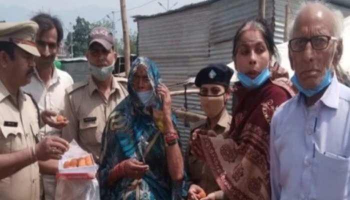 2016 अर्धकुंभ में गुम हुई महिला 2021 कुंभ में मिली, पांच सालों में कर ली चारों धाम की यात्रा