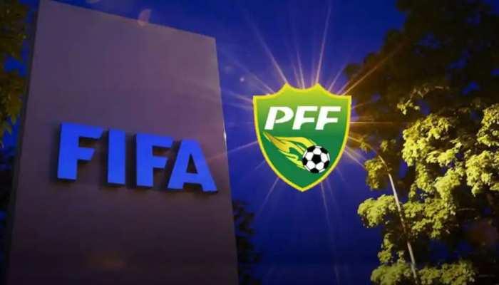 FIFA ने दिया Pakistan Football Federation को बड़ा झटका, Suspend करने का किया ऐलान