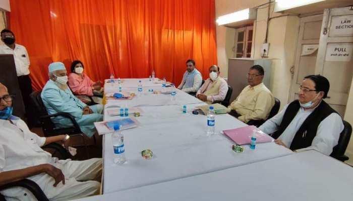 सुन्नी वक़्फ़ बोर्ड की बैठक में हुए कई अहम फैसले, जरूरतमंदों की माली मदद के लिए बड़ा एलान