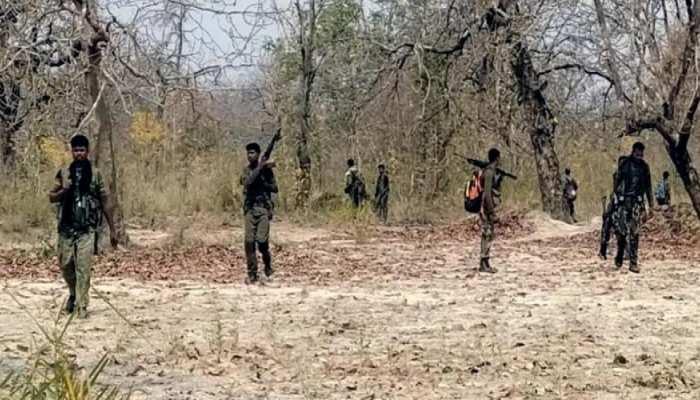 ओडिशा के जंगल में हुई सुरक्षा बलों और माओवादियों के बीच मुठभेड़