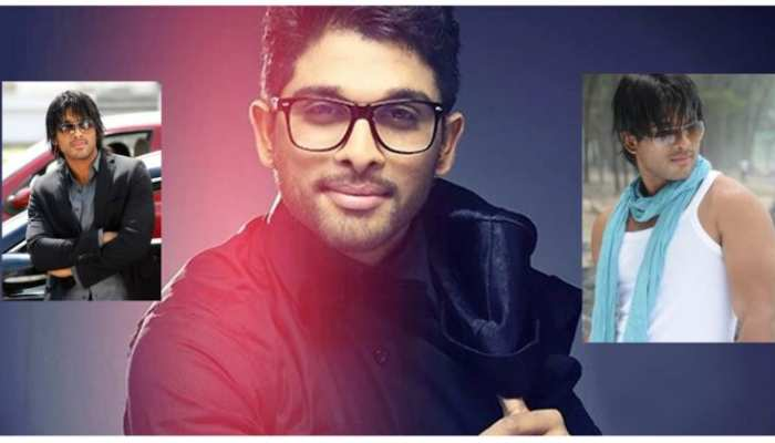 allu arjun started his career as a photographer became superstar and unique love story