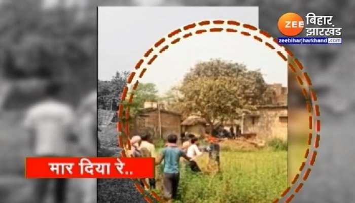 मोतिहारी में दबंगई का 'नंगा नाच', दवा विक्रेता को सरेआम मारी गोली, CCTV में कैद हुई वारदात