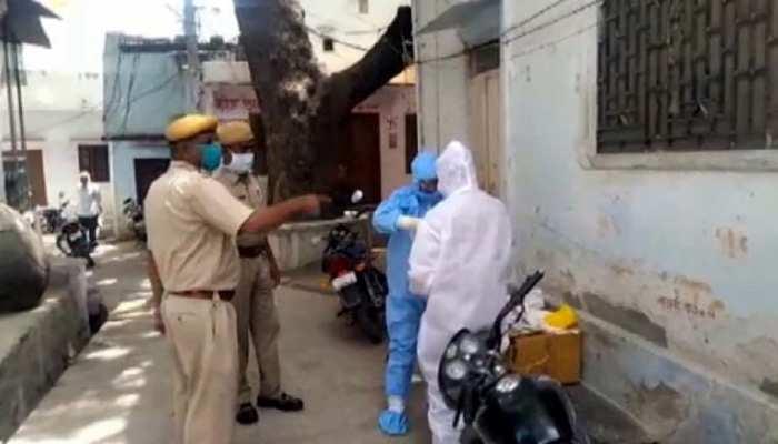 Rajasthan के इस जिले में हुआ कोरोना विस्फोट, School में एक साथ आए अधिक पॉजिटिव