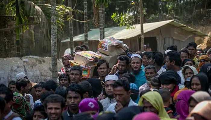 Myanmar डिपोर्ट किए जा सकेंगे रोहिंग्या, Supreme Court ने साफ किया रास्ता