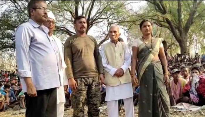 नक्सलियों ने CRPF के कोबरा जवान राकेश्वर सिंह मन्हास को 5 दिन बाद बिना शर्त रिहा किया