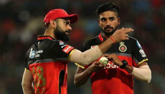 IPL 2020: Mohammed Siraj के मौजूदा फॉर्म से गदगद हैं RCB के कप्तान Virat Kohli, तारीफ में कही अहम बात