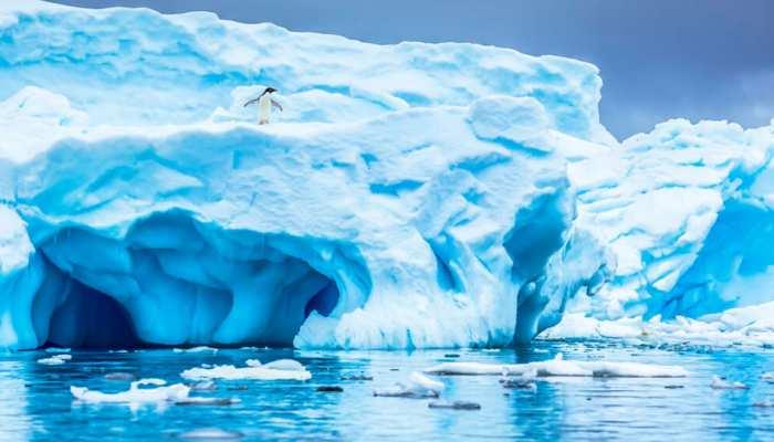 Antarctic की 34% बर्फ ढहने का खतरा, ऐसा हुआ तो समुद्र में आएगा भूचाल
