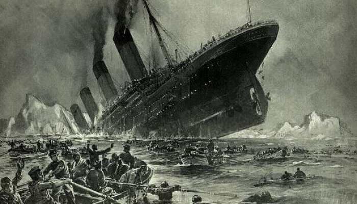 टाइटैनिक: वह अभागा जहाज जो 10 अप्रैल को अपने पहले और आखिरी सफर पर निकला