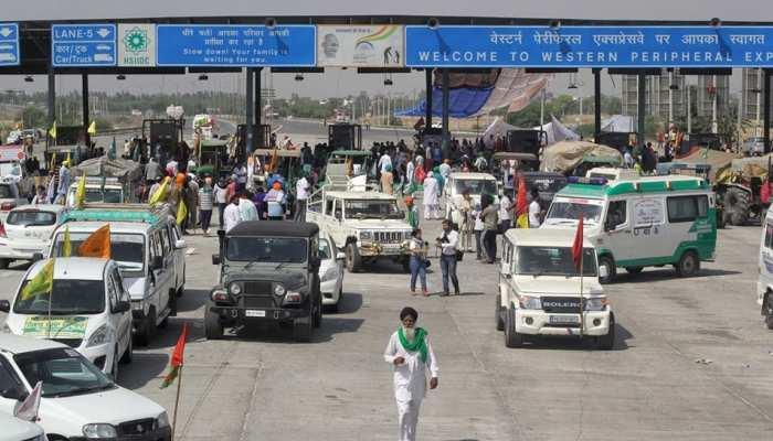 किसानों के प्रदर्शन की वजह से Kundali-Manesar-Palwal हाईवे 24 घंटे के लिए ठप, इन रास्तों पर जाने की सलाह