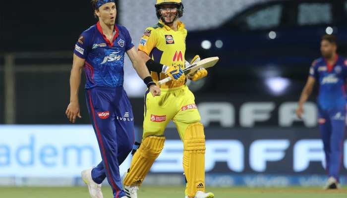 CSK Vs DC: चेन्नई ने दिल्ली को दिया 189 रनों का टारगेट, सैम करन ने जमाई 'महफिल'