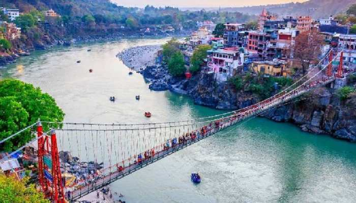 CM नीतीश की पहल बनेगी अब 'हकीकत', Gaya में बनने जा रहा लक्ष्मण झूला पुल