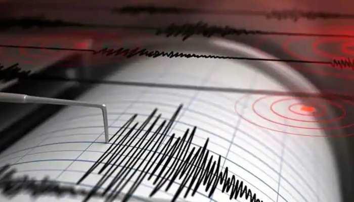 MP और छत्तीसगढ़ में भूकंप के झटके से कांपी धरती, घरों से बाहर निकले लोग