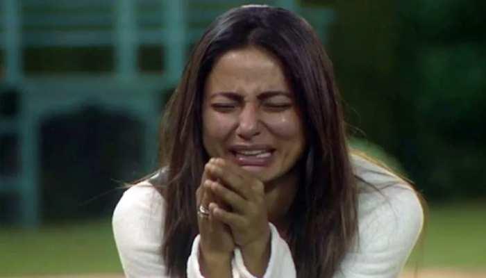 Hina Khan किसको भुलाने की कोशिश में बहा रही हैं आंसू, क्या हो गया है बॉयफ्रेंड से ब्रेकअप?