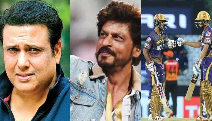 IPL 2021: Shahrukh Khan की KKR का ये धाकड़ बल्लेबाज रिश्ते में है गोविंदा का दामाद