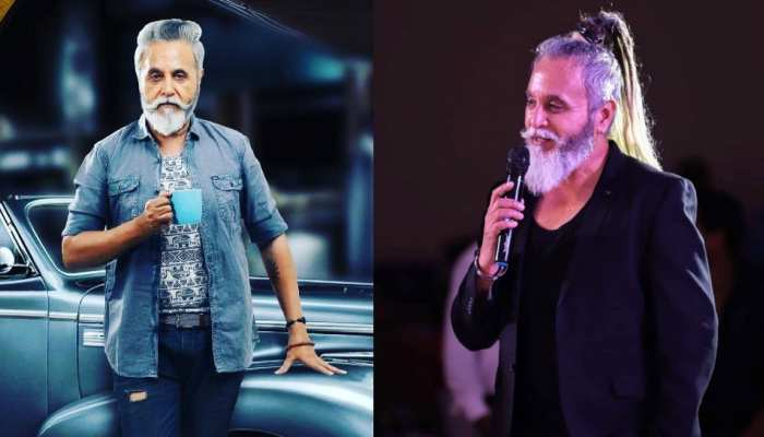 Know about dinesh mohan who became super model at age of 60 now compared with milind soman