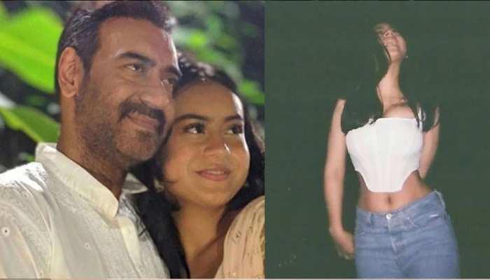 Nysa Devgn ने इस मामले में पापा Ajay Devgn को किया फॉलो, PHOTO देख फैंस हैरान