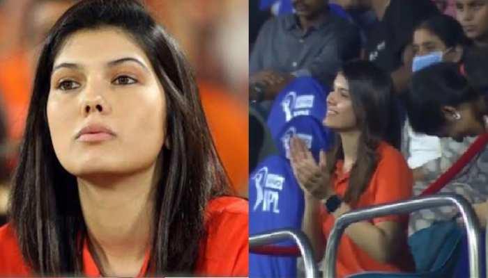 IPL 2021: सनराइजर्स और कोलकाता के मैच में छा गईं ये Mystery Girl, ट्विटर पर मची सनसनी