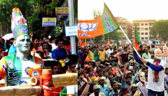 WB Assembly Election 2021: ପ୍ରଚାର ମୈଦାନରେ ଶକ୍ତି ପ୍ରଦର୍ଶନ କରିବେ BJP-TMC