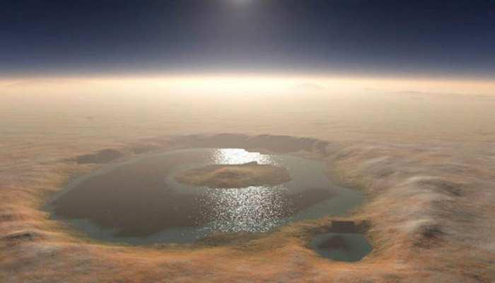 Water on Mars: मंगल पर मिला पानी का प्रमाण! कभी सूखा-कभी गीला था लाल ग्रह, NASA के Curiosity रोवर ने भेजा डेटा